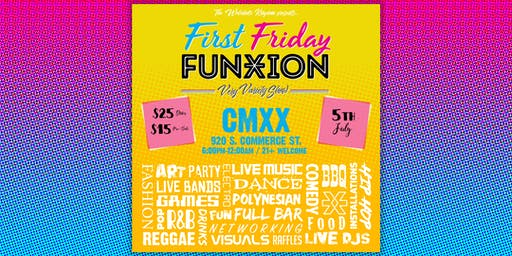 The First Friday FUNXION