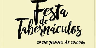 FESTA DE TABERNÁCULOS