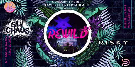 REWILD 4.0 - A Clubdoof Series feat. Sly Chaos & More tickets