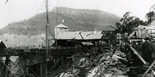 96 Candles- A NEW play by Karen Cobban on the 1902 Mt Kembla Mine disaster.