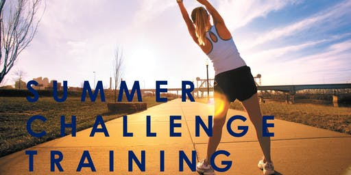 SUMMER CHALLENGE TRAINING IS BACK ! Prenotazione gratuita, paga in palestra