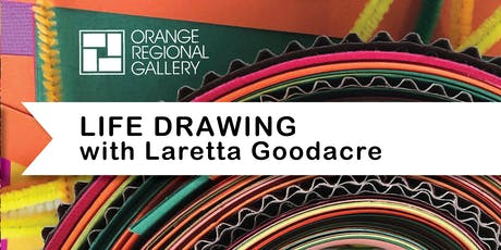SCHOOL HOLIDAY WORKSHOP - Life Drawing with Laretta Goodacre tickets