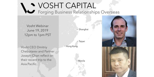 Vosht Capital Investment & Market Update Webinar