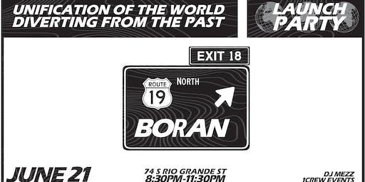 BORAN x UFCLO LAUNCH PARTY EVENT