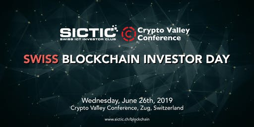 Swiss Blockchain Investor Day 2019
