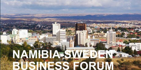 Namibia-Sweden Business Forum tickets