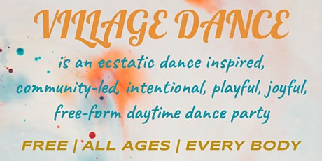 Village Dance Davis tickets