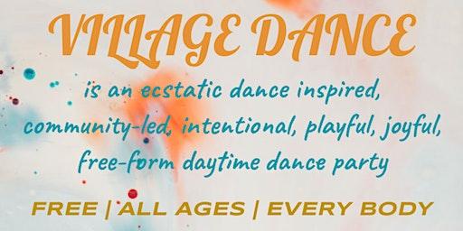 Village Dance Davis