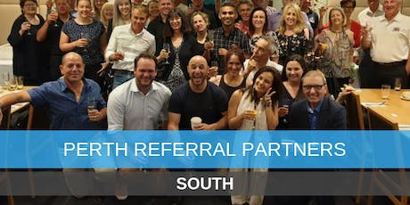 LAST FOR 2019 - Perth Business Networking Breakfast - Hosted by PRP SOUTH tickets