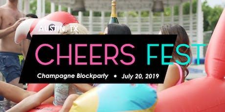 ATX Cheers Fest tickets