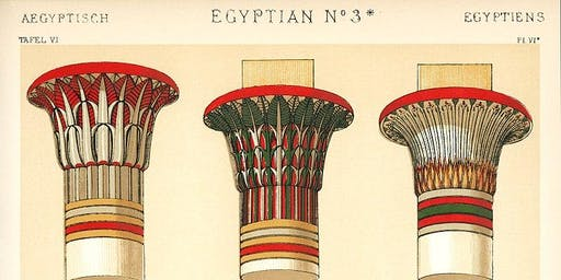 ATS Talks: Prof James Stevens Curl - The Egyptian Revival in Architecture