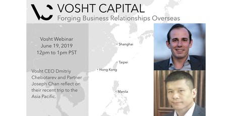 Vosht Capital Investment & Market Update Webinar tickets