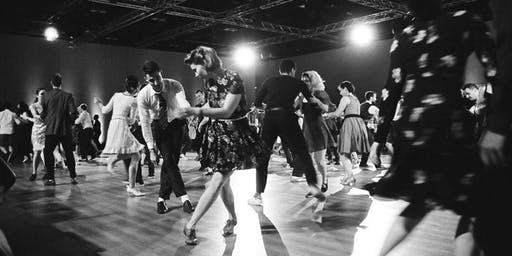 [Free] Swing dance! Tea up! #IAmAGift