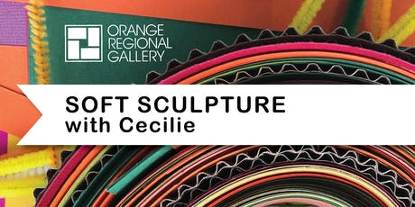 SCHOOL HOLIDAY WORKSHOP - Soft Sculpture with Cecilie tickets
