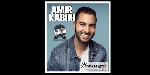 Comedian Amir Kabiri