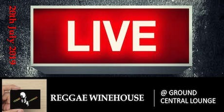 Reggae Winehouse tickets