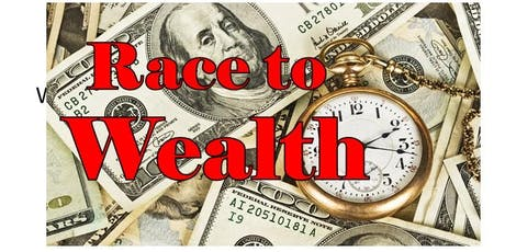 Race to Wealth- Get Every Wealth Tool & See How Far You Can Go! Real Life  tickets