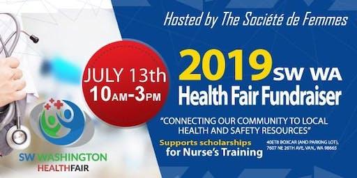 3rd Annual SW WA Health Fair