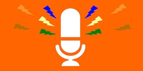 Il Podcast voce del tuo brand biglietti