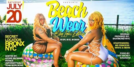 Beachwear Bbq ~ Igloo Edition tickets