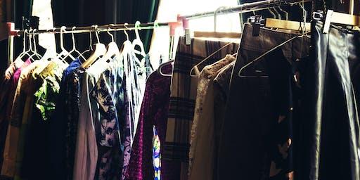 FREE Summertime Clothing Swap