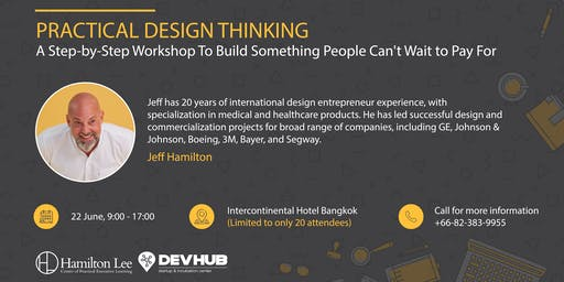 Practical Design Thinking - A Step-by-Step Workshop