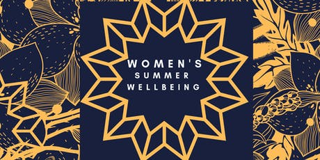 Women's Summer Wellbeing tickets