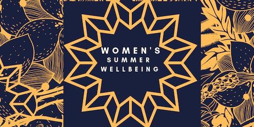 Women's Summer Wellbeing