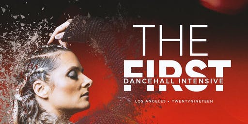 THE FIRST Dancehall Intensive by Laure Courtellemont