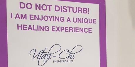 Vitali-Chi Energy for Life Treatment tickets