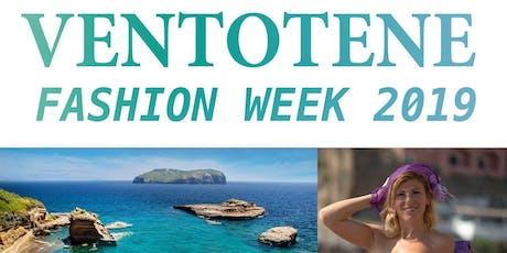 Fashion Week Ventotene  biglietti