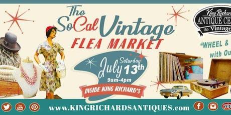 SoCal Vintage Flea Market tickets