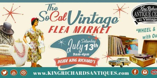 SoCal Vintage Flea Market