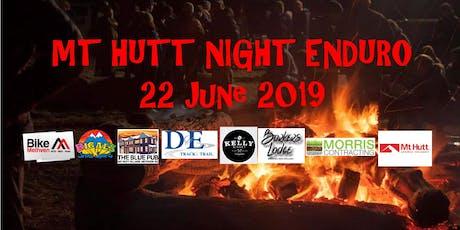 Mt Hutt Night Enduro 2019 tickets
