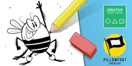 Cartooning for Kids tickets