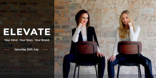 ELEVATE | Your Mind. Your Story. Your Brand