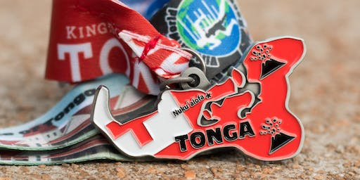 Now Only $7! Race Across Tonga 5K, 10K, 13.1, 26.2 - Spokane