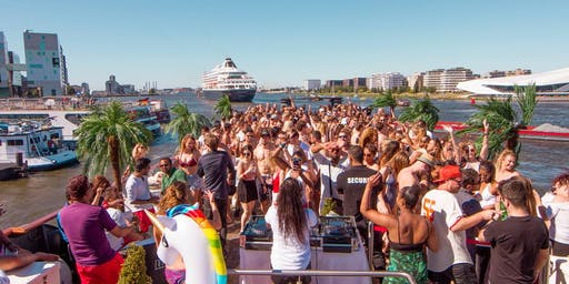 Jacuzzi Cruise Party Amsterdam