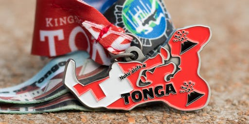 Now Only $7! Race Across Tonga 5K, 10K, 13.1, 26.2 - Los Angeles
