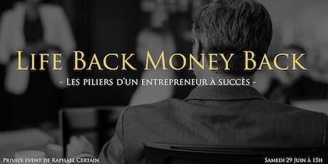 Les Piliers d'un Entrepreneur à Succès billets
