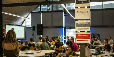 DB Hackathon-Community-Summercamp 19.&20. Juli 2019 Tickets