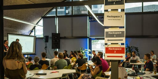 DB Hackathon-Community-Summercamp 19.&20. Juli 2019