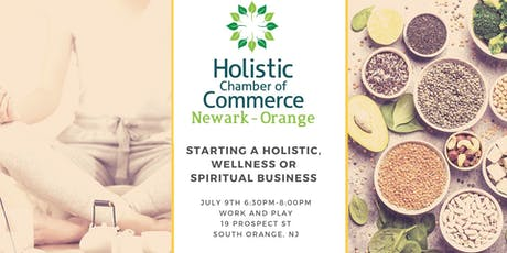 Monthly Networking Event for the Holistic Chamber of Commerce  tickets