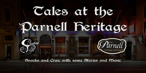 Tales at the Parnell Heritage by Candlelit Tales