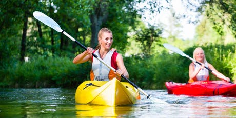 Yoga, Canoeing and Lunch - Anglesea River (Sunday Trip) tickets