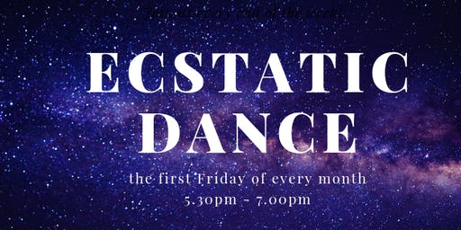 Ecstatic Dance Fridays