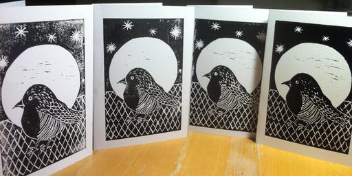 Make your own Christmas cards - 1 December