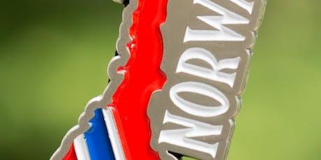Now Only $7! Race Across Norway 5K, 10K, 13.1, 26.2 -Sacramento tickets