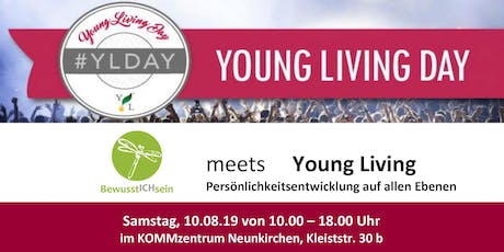 BewusstICHsein meets Young Living Tickets