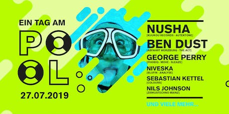 Ein Tag am Pool #2 - In & Outdoor Rave  tickets
